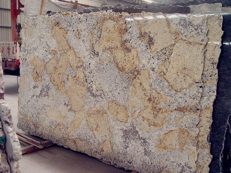 Brazilian Granite Slabs Wholesale : Colonial gold granite slabs china