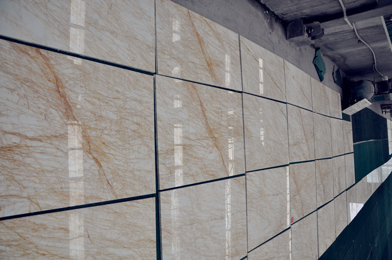 Golden Spider Marble Tiles China Www