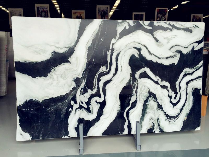 Panda White - Chinese Marble Slabs - www ...