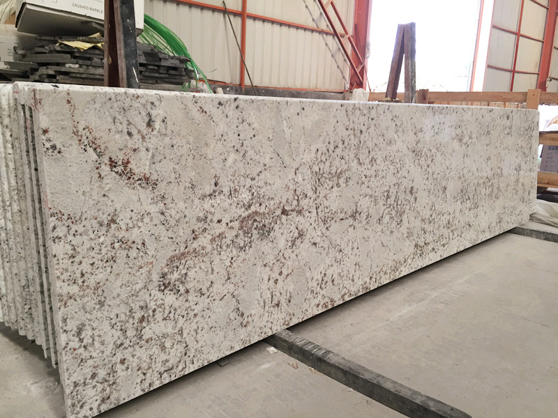 Brazil White Granite Countertops China Vanity Tops Global Stone