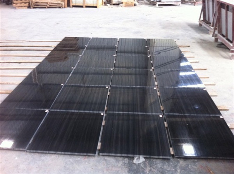 black and white marble tile floor. Wooden Black Marble Tiles China  Floors