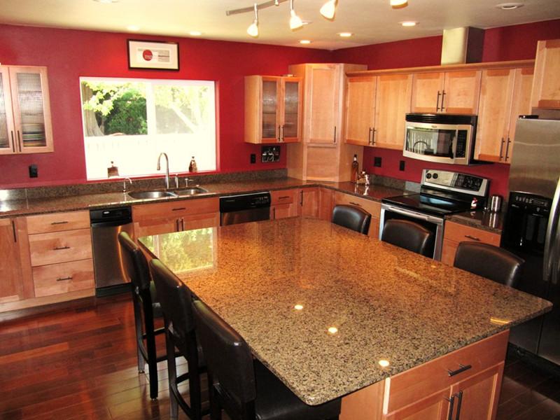 tropic brown granite countertops china tropic brown granite kitchen tops china affordable. Black Bedroom Furniture Sets. Home Design Ideas