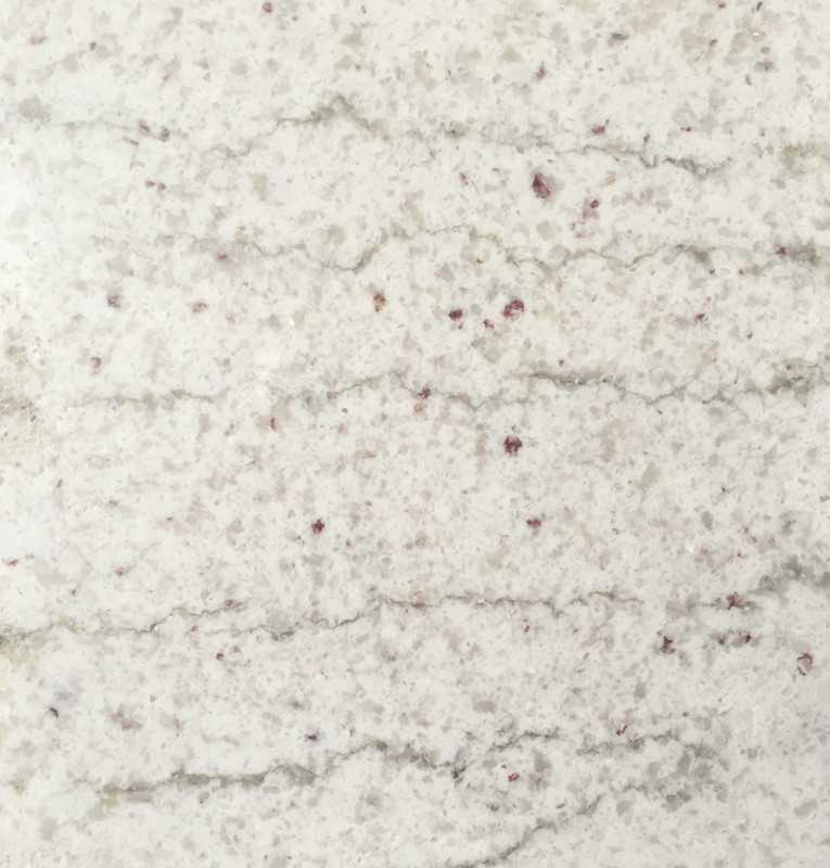 Gq365 River White Quartz Slabs Quartz Countertops China