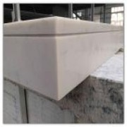 Carrara White Quartz Vanity Tops for Hotel Doubletree | Quartz Vanity Tops | Global Stone